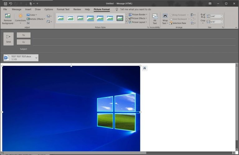 Tips and tricks for attaching files in Outlook