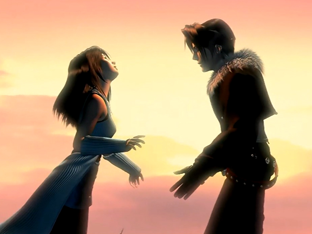 Final Fantasy VIII Remastered video game on Xbox One