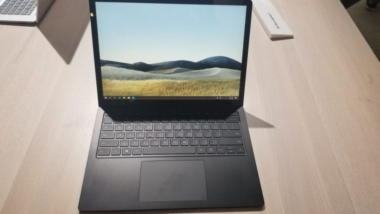 Surface Laptop 3 13 Inch