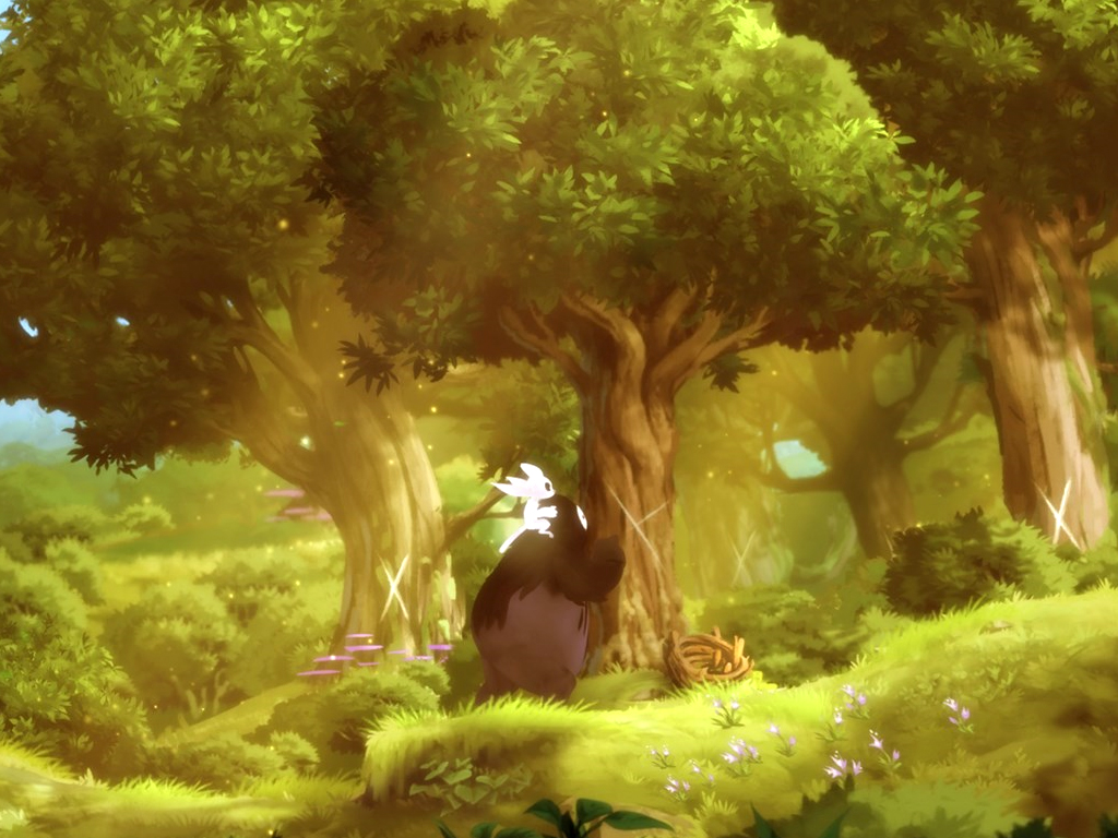 Ori and the Blind Forest on Xbox One and Nintendo Switch