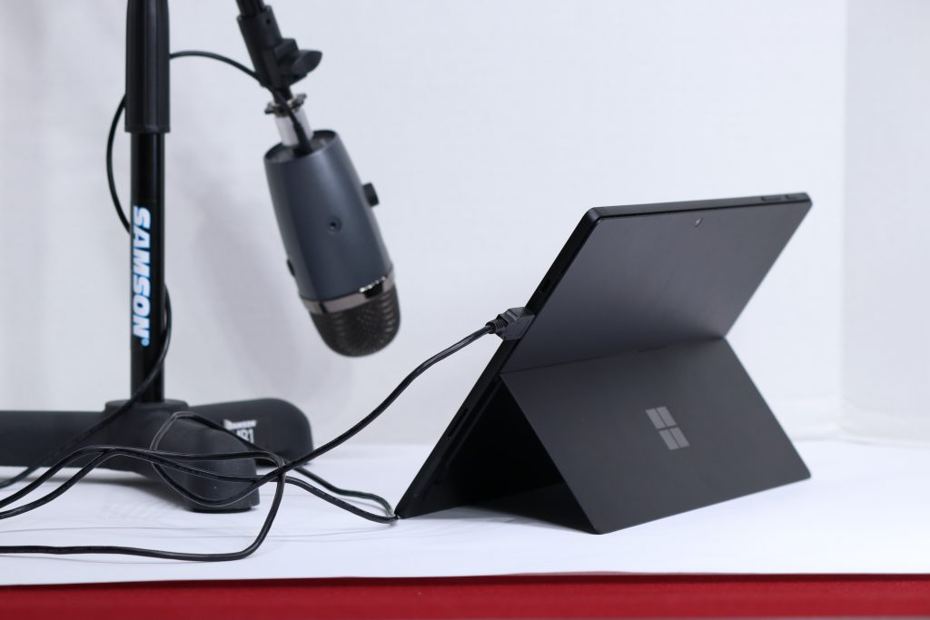 Surface pro 7 USB Microphone
