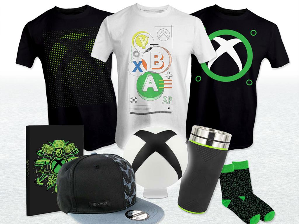 Marché officiel de la Xbox aux EB Games