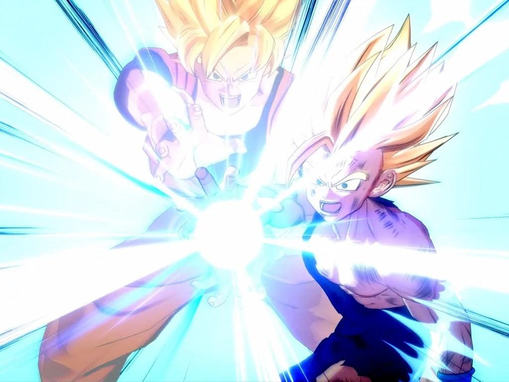 Dragon Ball Z: Kakarot video game on Xbox One