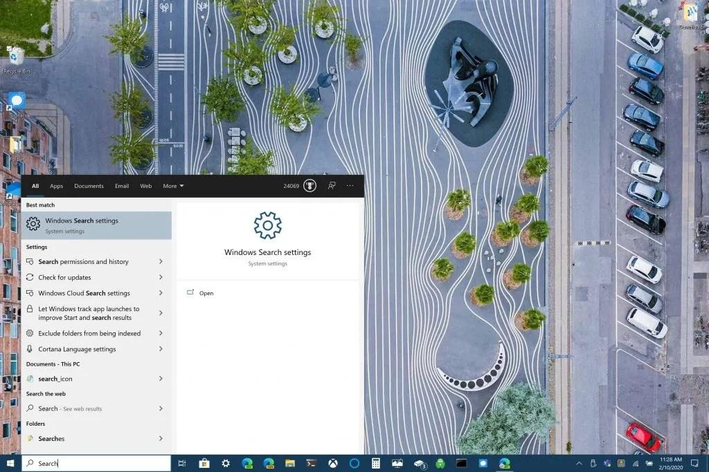Microsoft, Windows 10, Search, Windows Search