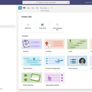 The new Lists app in Microsoft Teams will start rolling out in September