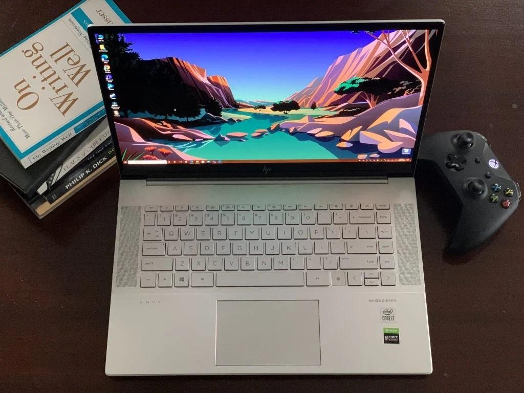 Hp Ency 15 Laptop Desktop