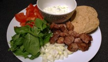 Pork Souvlaki Recipe