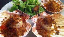 half-shell-scallops