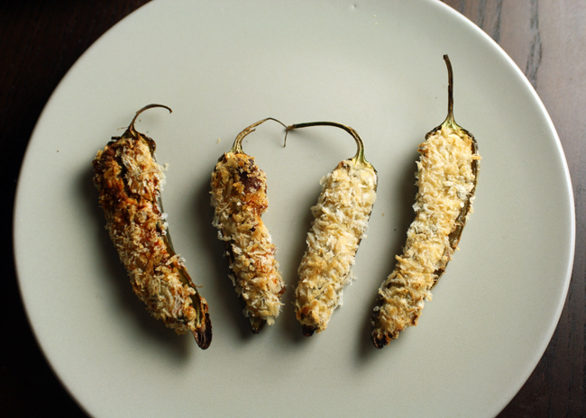 Vampire chile poppers
