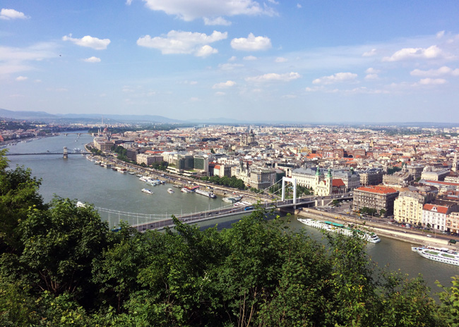 The Danube - still a good looking river