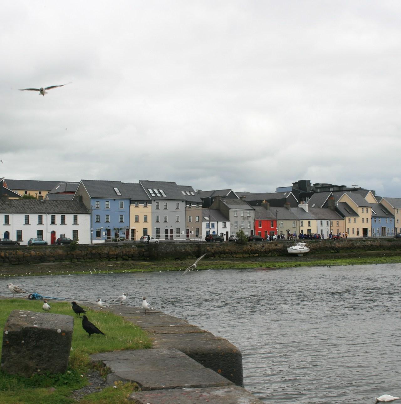 Irlanti – Galway sydän sydän