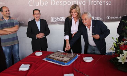 Trofense comemorou 81anos (c/video)