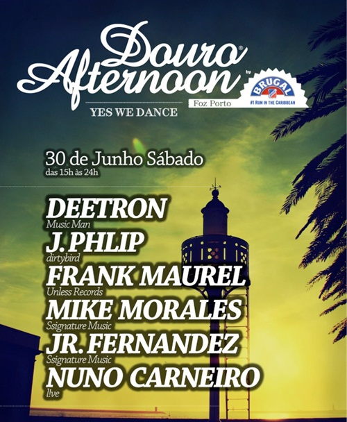 Douro Afternoon by Brugal – Yes We Dance