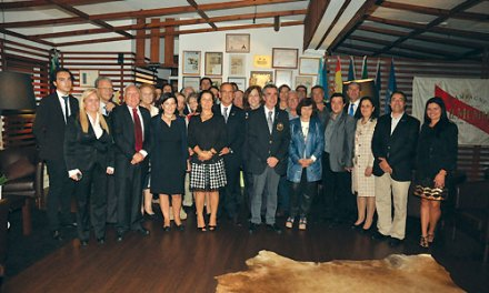 Governador visita Rotary Club