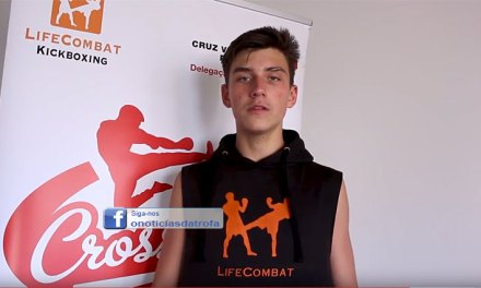 "Atleta do Cross Stars arrecadou ""bronze"" no Campeonato do Mundo de Kickboxing"