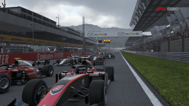Review: F1 2019 - onPause