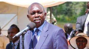 Oscar Sudi dismisses NHIF scandal allegations