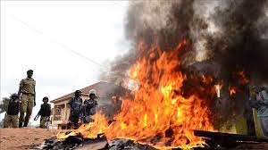 Violence in Uganda