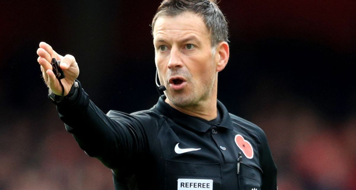 Mark Clattenburg admits Man United used to be favoured
