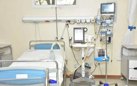 ICU bed in Nairobi