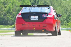 VMC's CTCC Super Touring Civic