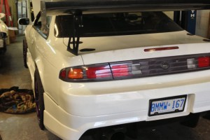 Vince's VQ35DE S14 – Now with longtubes and lumpy cams