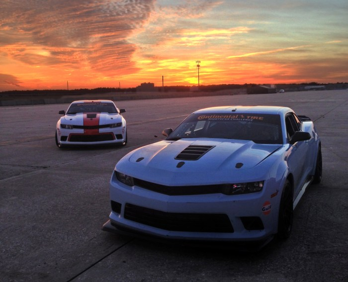Sunset photoshoot at Sebring