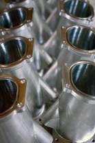 Beautiful CNC Machine Markings