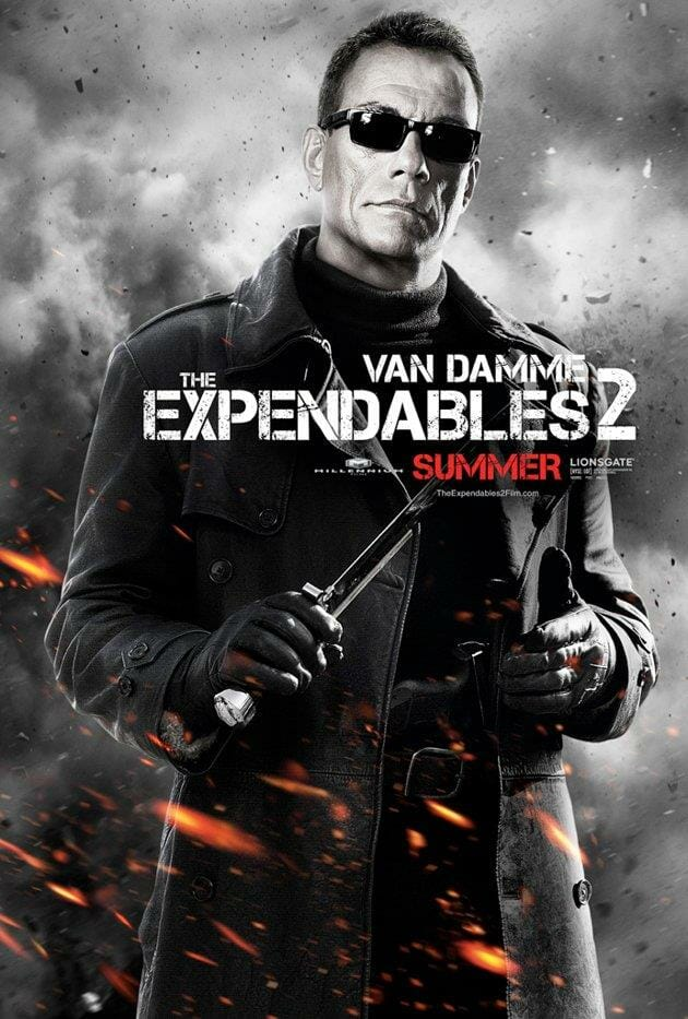 Expendables News