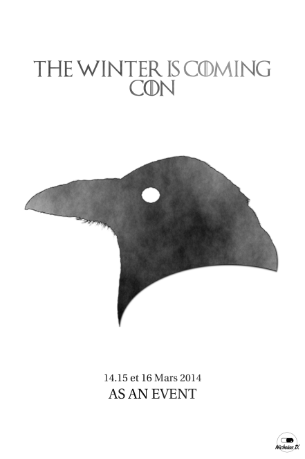 corbeau-winter-is-coming-con-game-of-thrones
