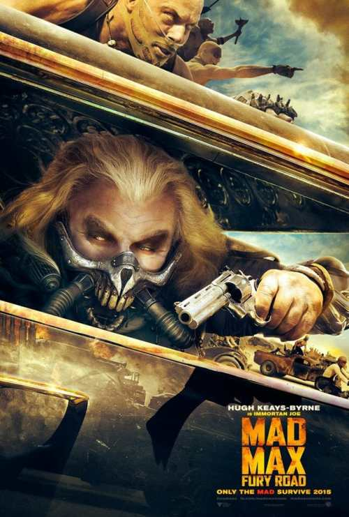 Mad Max Byrne