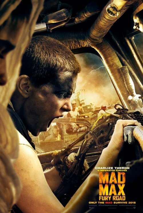 Mad Max Theron
