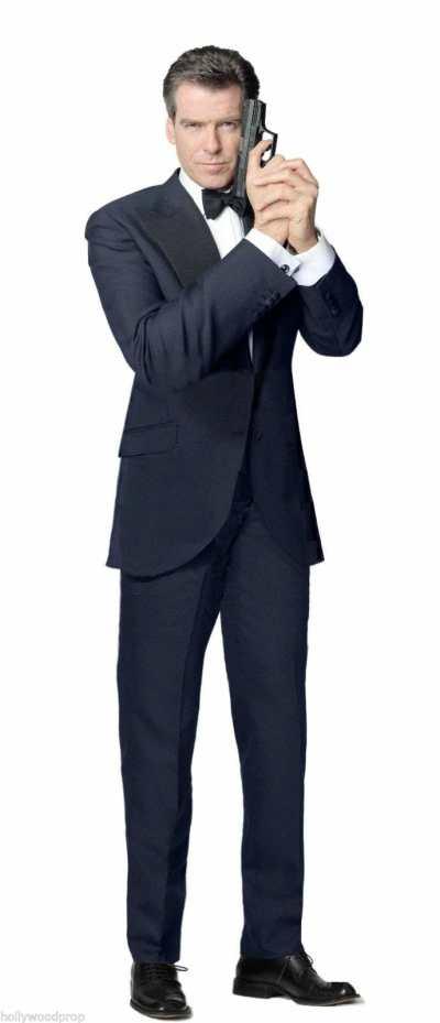 Bond Pierce Brosnan