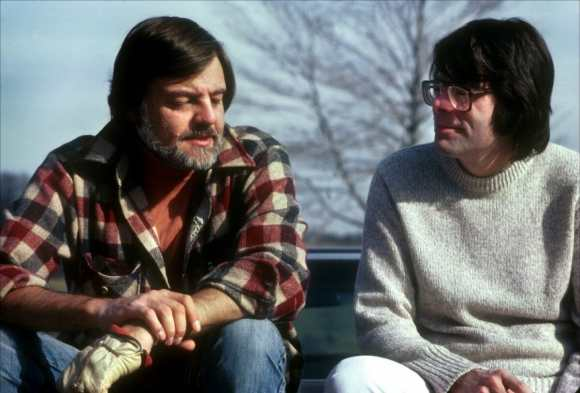 George-Romero-and-Stephen-King