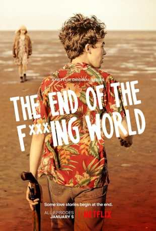 [Critique série] THE END OF THE F***ING WORLD – Saison 1