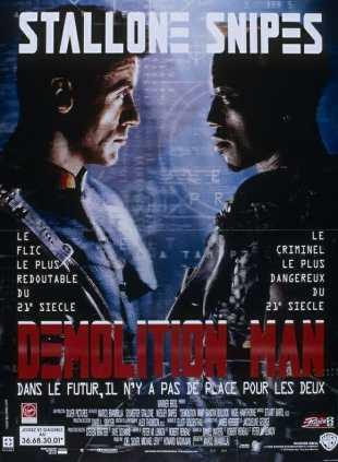 [Critique] DEMOLITION MAN