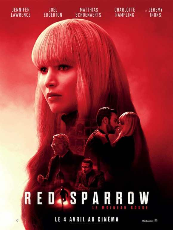 [Critique] RED SPARROW