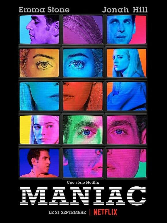 [Critique série] MANIAC