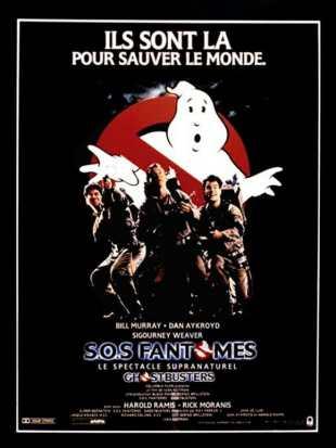 [Critique] S.O.S. FANTÔMES (1984)