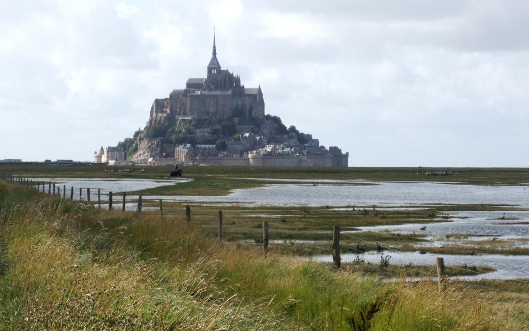 Claves para visitar Mont Saint Michel en Autocaravana