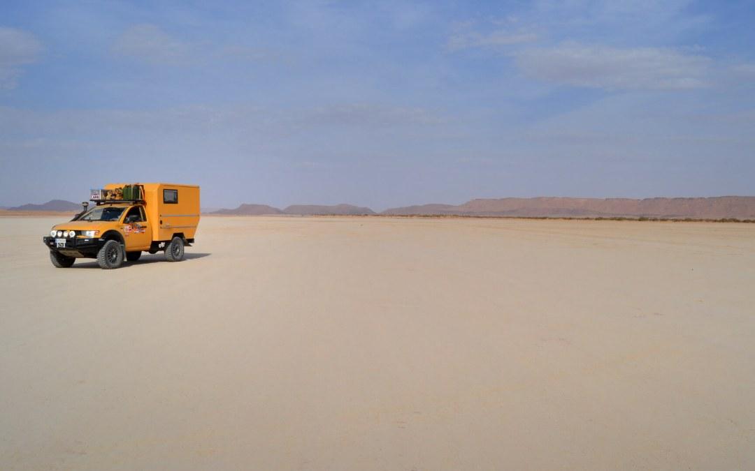 Traveling Queca