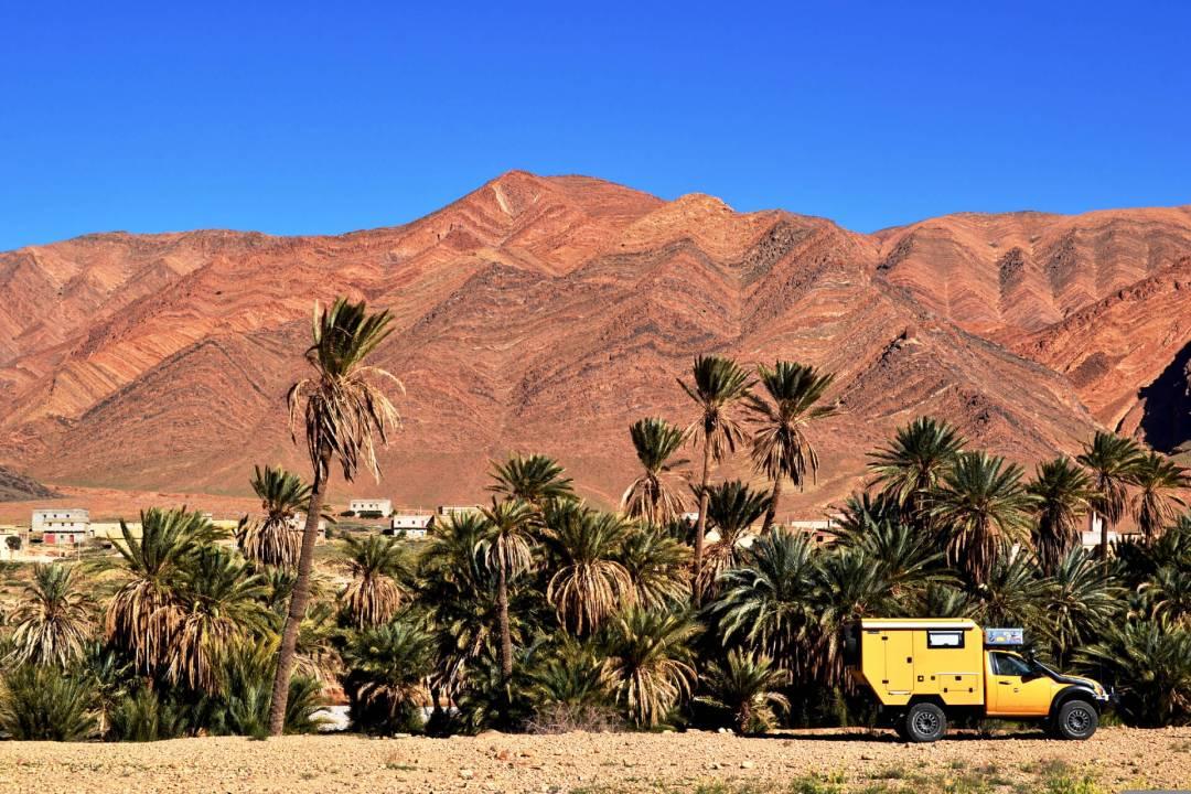 Sur de Marruecos