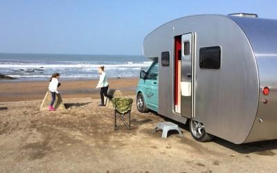 Retrotourer: Corazón Volkswagen, piel de aluminio