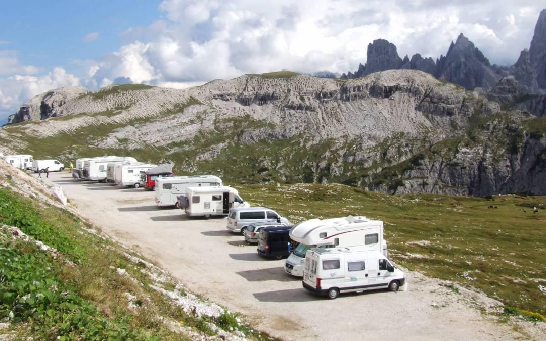 Dolomitas: el camino de la perfección
