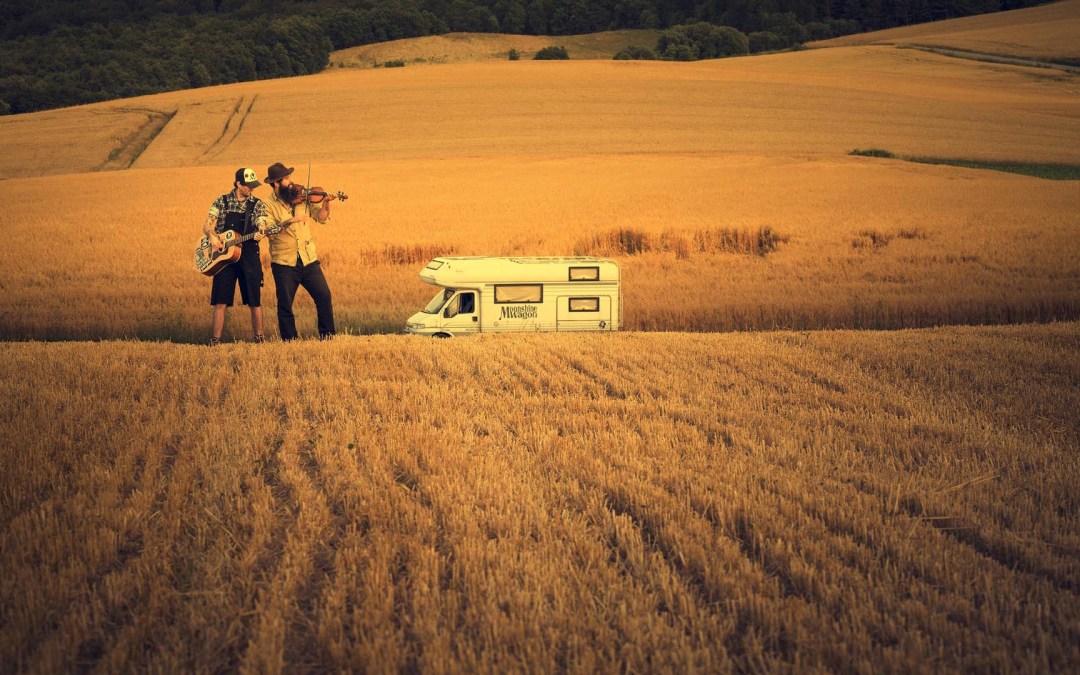 Moonshine Wagon, viajes con mucho ritmo