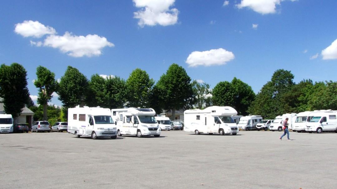 Nueva regulación de las áreas de autocaravana en Andalucía   On Road ...
