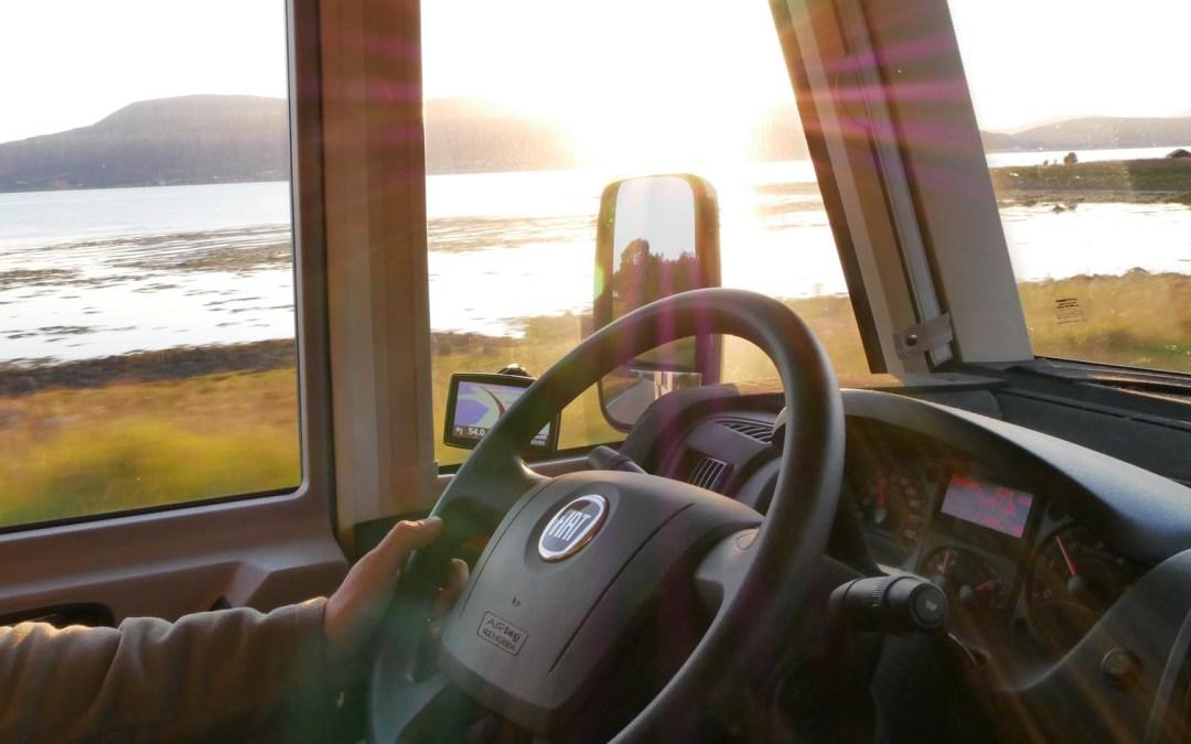 Los mejores navegadores GPS para autocaravana