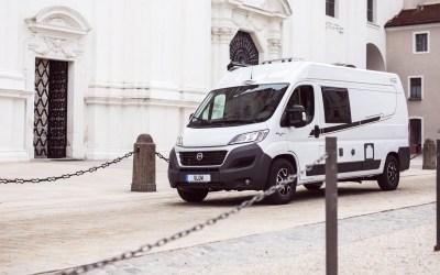 Gama Carado Vlow de vehículos camper