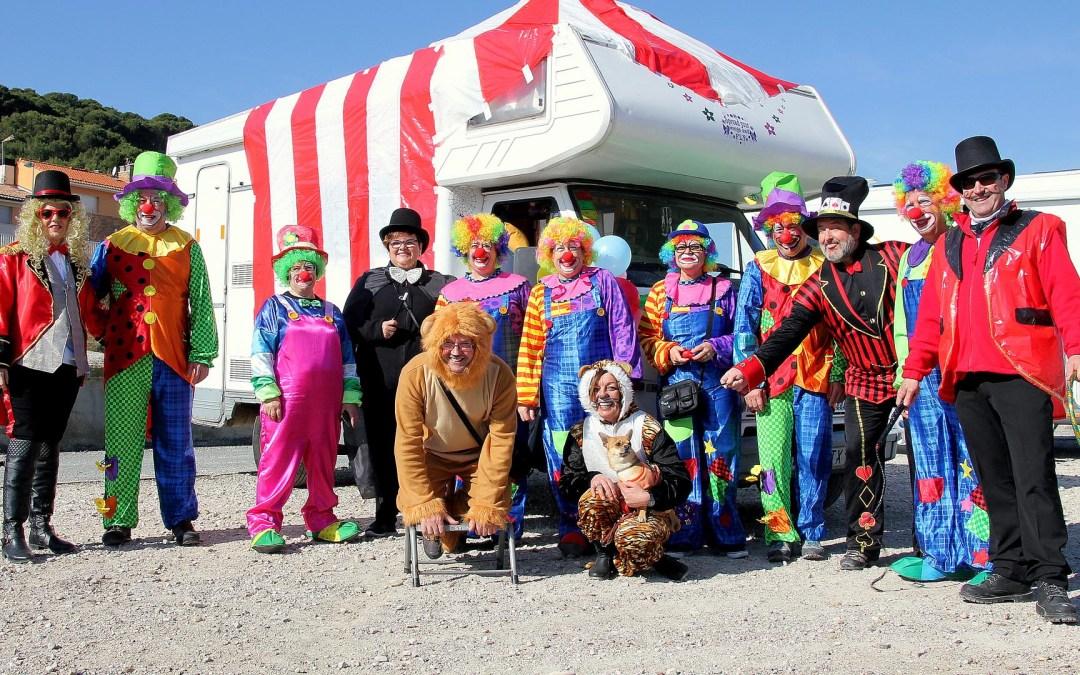 III Encuentro autocaravanista Carnavales de Tafalla