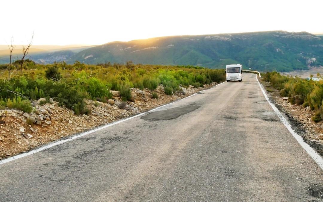 Estado de conservación de las carreteras españolas